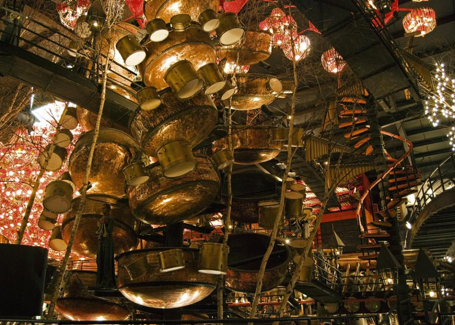 House on the Rock: One of the World's Weirdest Homes
