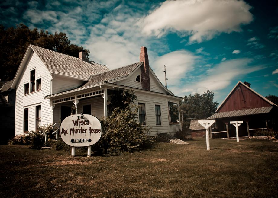 The Villisca Axe Murder House in Iowa lets you sleep in a