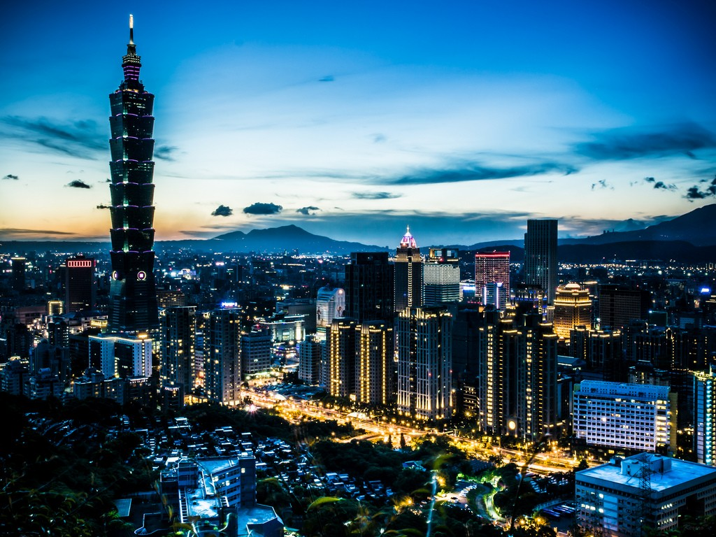 The Tuned Mass Damper of Taipei 101 in Taiwan
