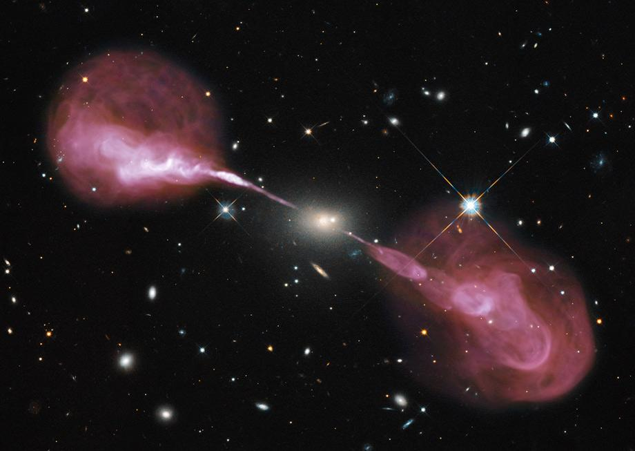 Ngc 5033 In Canes Venatici Detail Picture