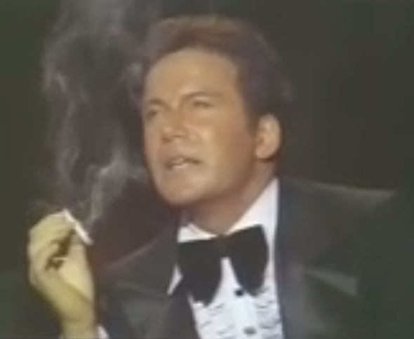 William Shatner sings/speaks Rocket Man