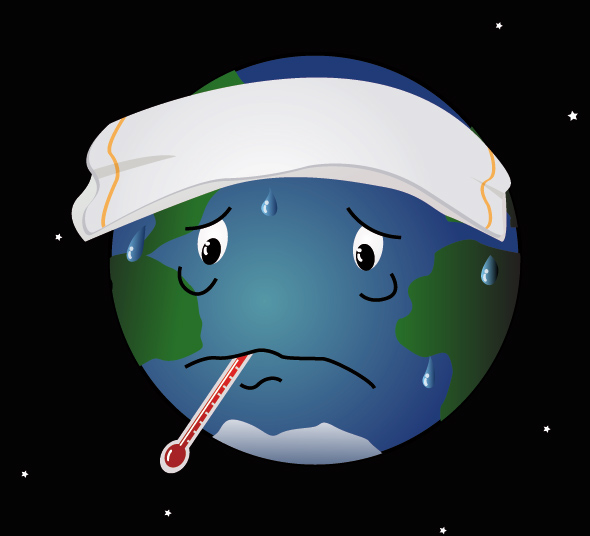 Sick Planet Earth_stock