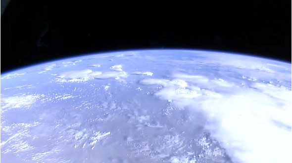 Earth from space: Live HD video from the space station.