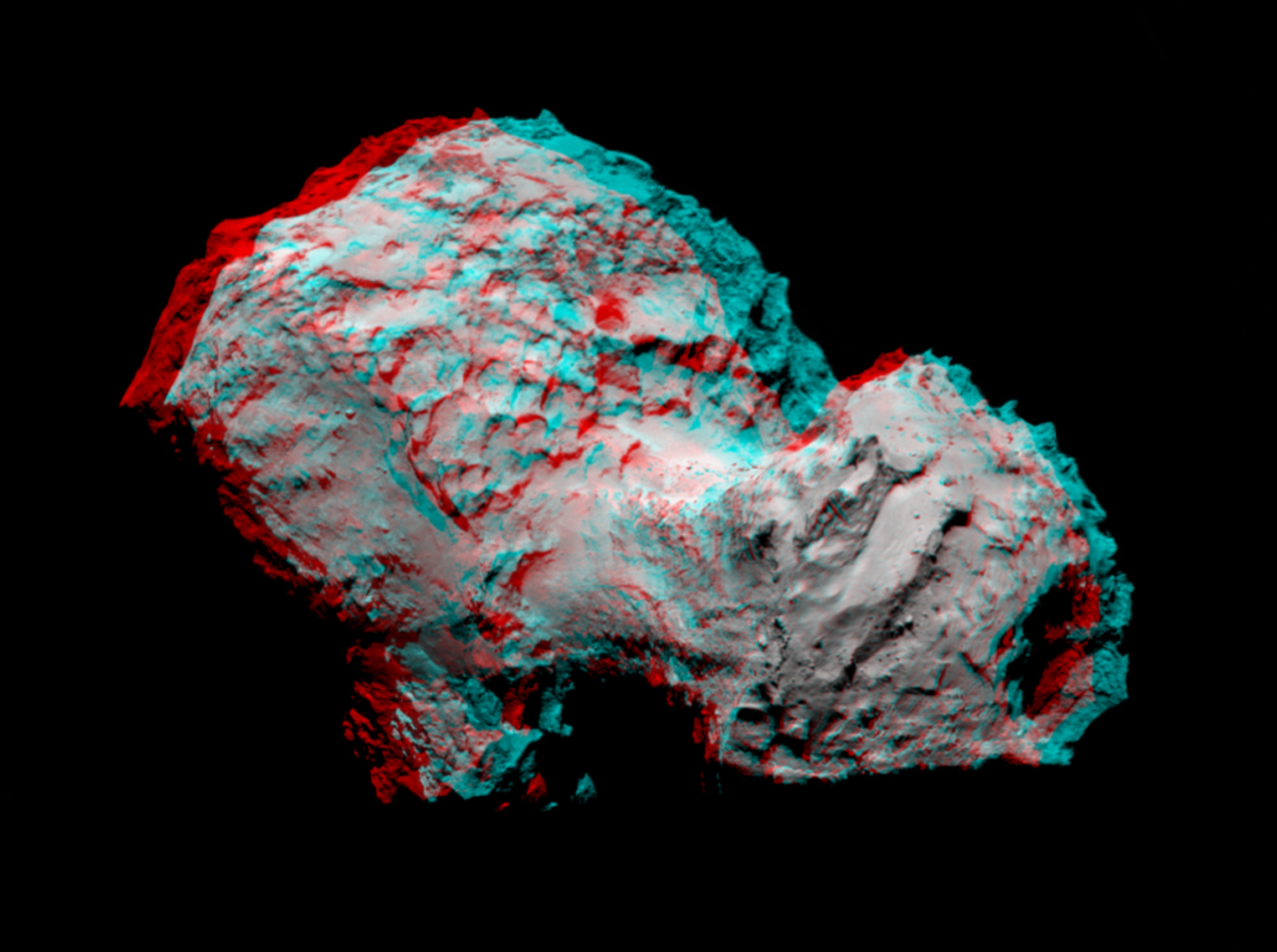 Close Enough to Touch: Top 10 Photos From the Rosetta Comet Spacecraft