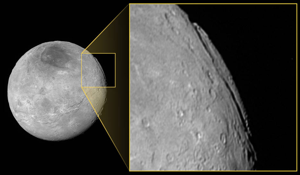 cliffs of Charon