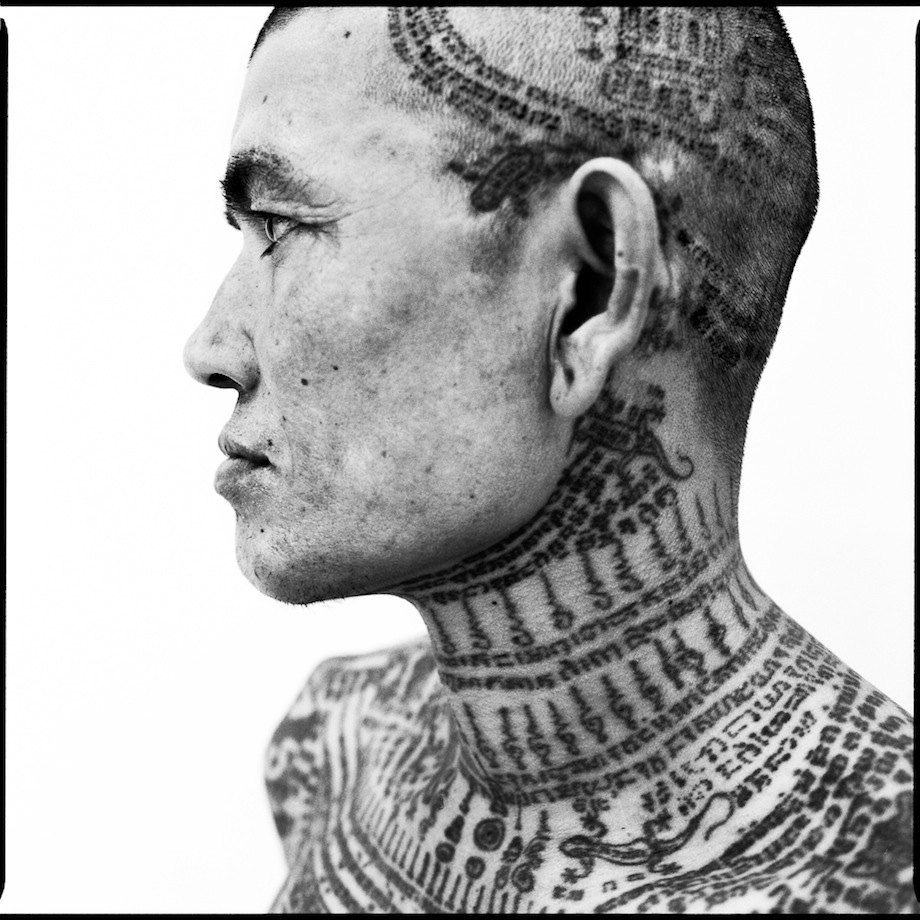 Cedric arnold sacred ink examines the tradition of for Best tattoo artists in the southeast