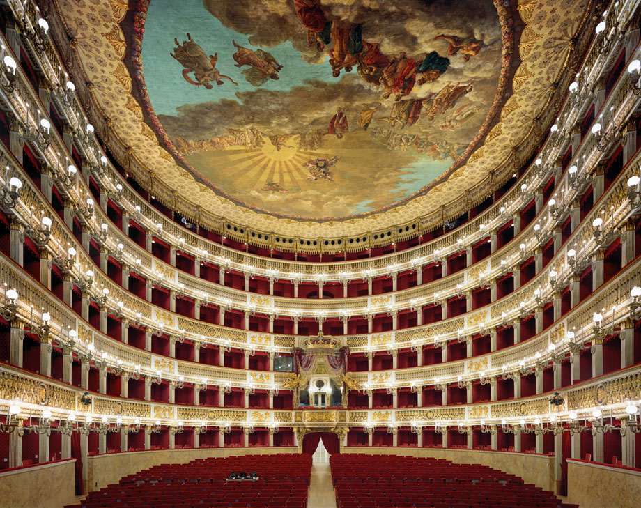 David Leventi Opera Documents The Great Opera Houses Around The
