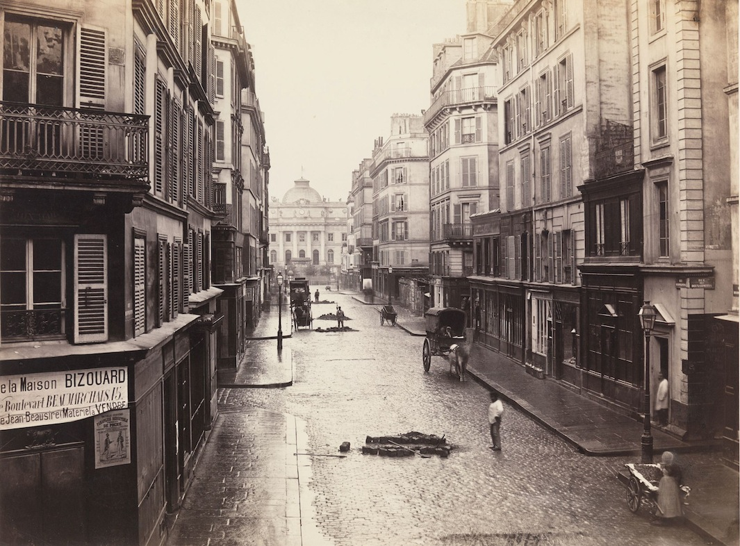 12. Rue de Constantine (Fourth Arrondissement), 1866