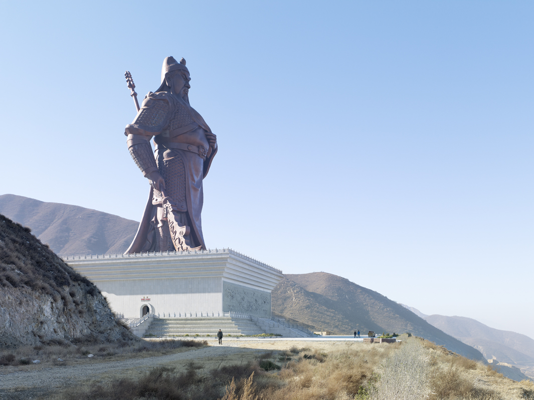 Yuncheng China  city images : 12 Guan Yu Statue. Yuncheng, China, 80 meters 262 ft Built in 2010