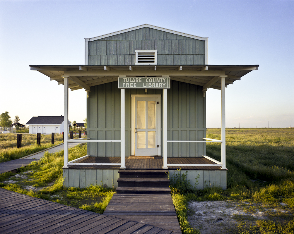 Library built by ex-slaves, Allensworth, CA copy 2
