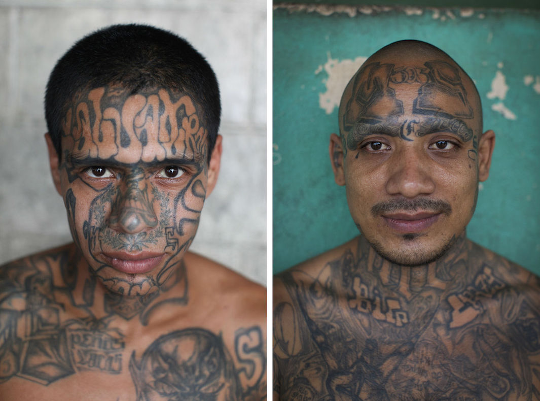 Adam hinton photographs members of the ms 13 gang - Gang gang ...