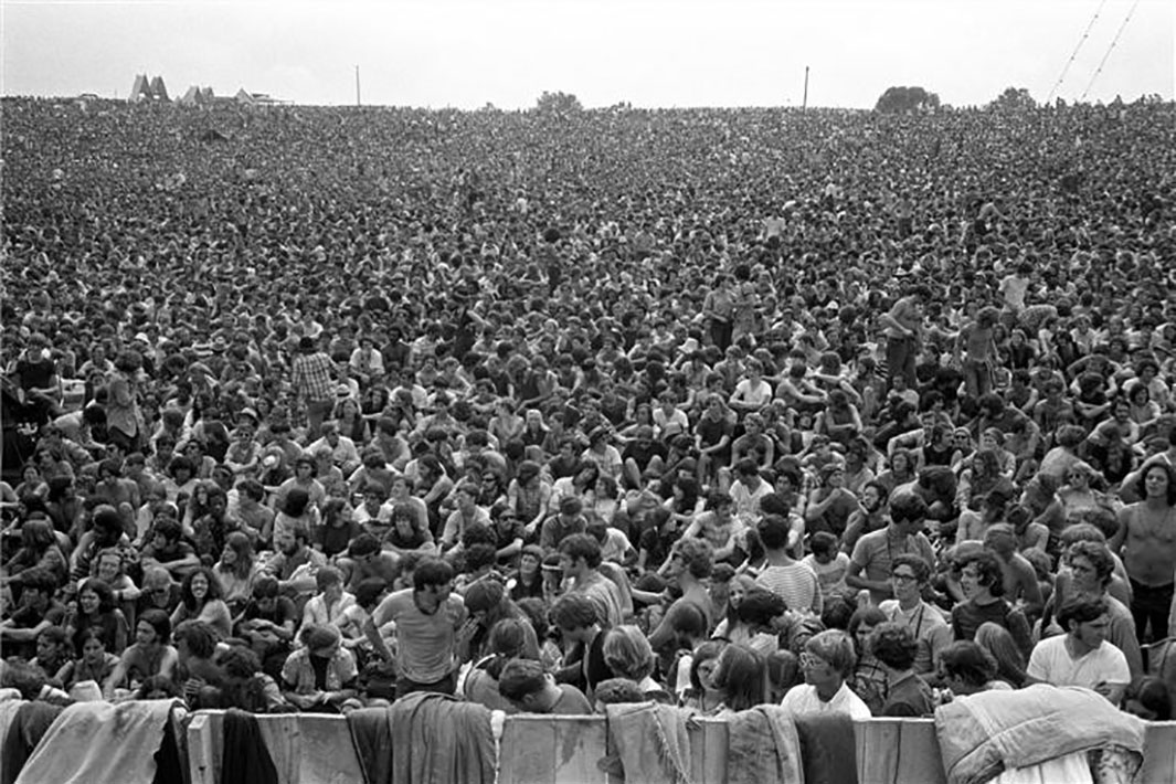 Baron Wolman's Images Of Woodstock And The Bands He