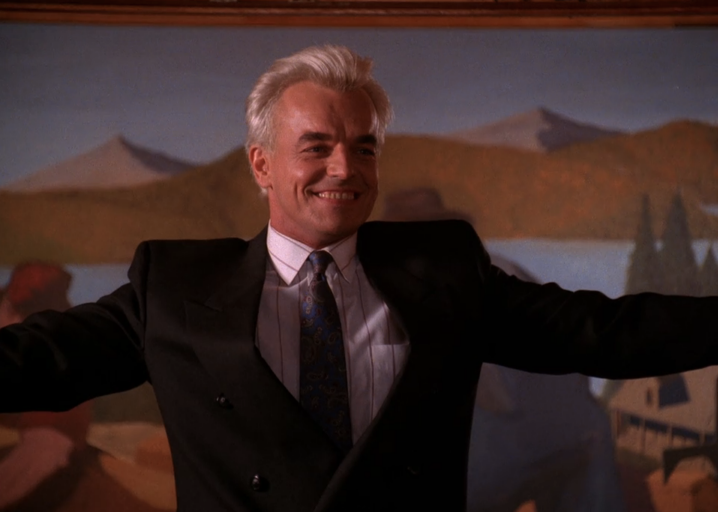 Why Mairzy Doats Was Perfect For Twin Peaks Creepiest