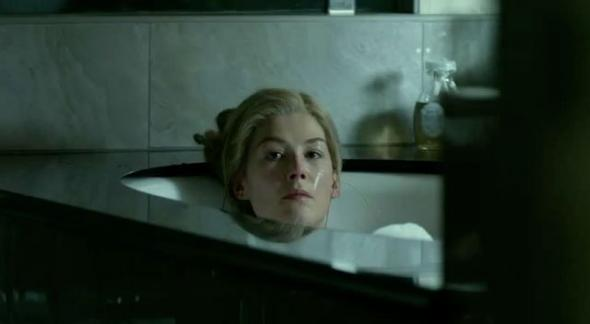 Rosamund Pike as Amy in Gone Girl