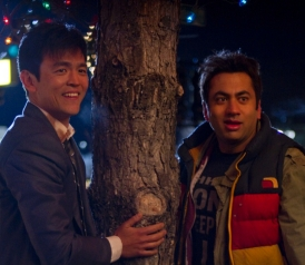 Still from A Very Harold & Kumar 3D Christmas