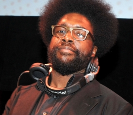 Questlove in New York City in May.