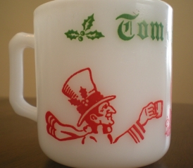 A Tom & Jerry Mug.