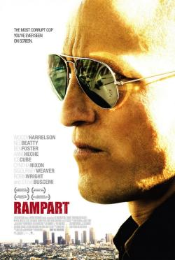 Official poster for Rampart