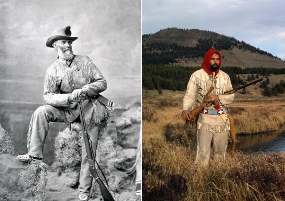 Yellowstone Mountain Men