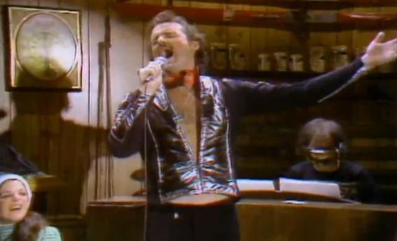 Bill Murray (First time performing
