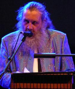 Alan Moore in 2011