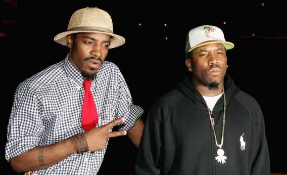 André 3000 Andr and Big Boi of