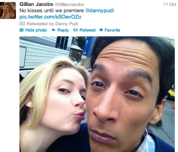 gillian community tweet