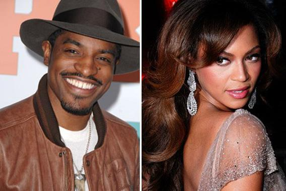 Andre 3000 and Beyonce.