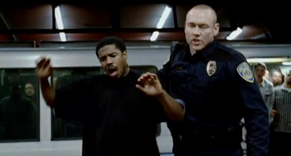 Michael B. Jordan in Fruitvale Station.
