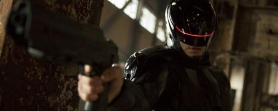 Bullets and politics fly in 'RoboCop' reboot trailer