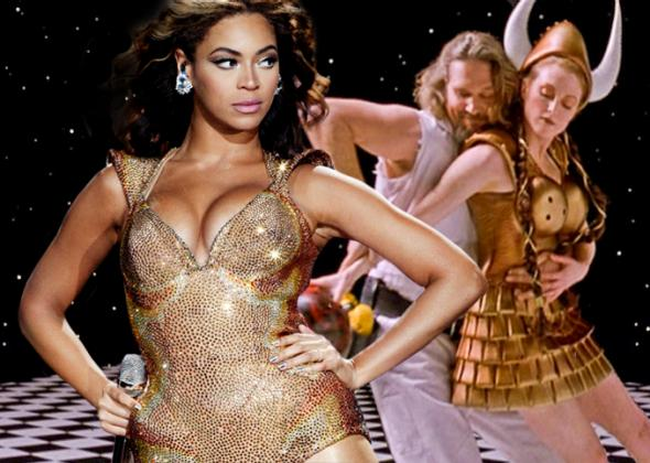Beyonce, The Big Lebowski