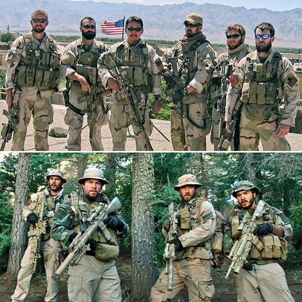 lone survivor accuracy fact vs fiction in the mark