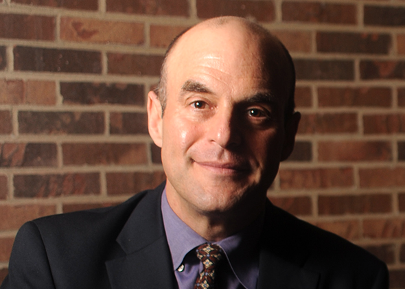 Peter Sagal in 2012.