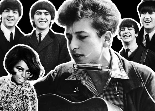 1960s music quiz: Name these 1960s hits by their first second (AUDIO)