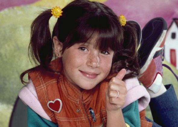 Punky Brewster As A Teenager Not so punky.