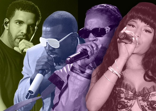 Rapper ad-libs quiz: Can you match these MCs with their signature