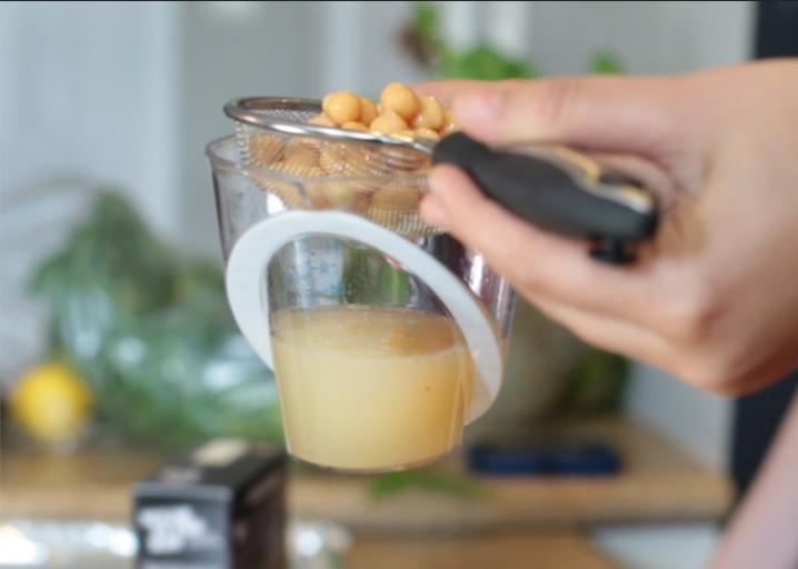 Stop Pouring Your Chickpea Liquid Down the Drain. It's a Magical Ingredient.