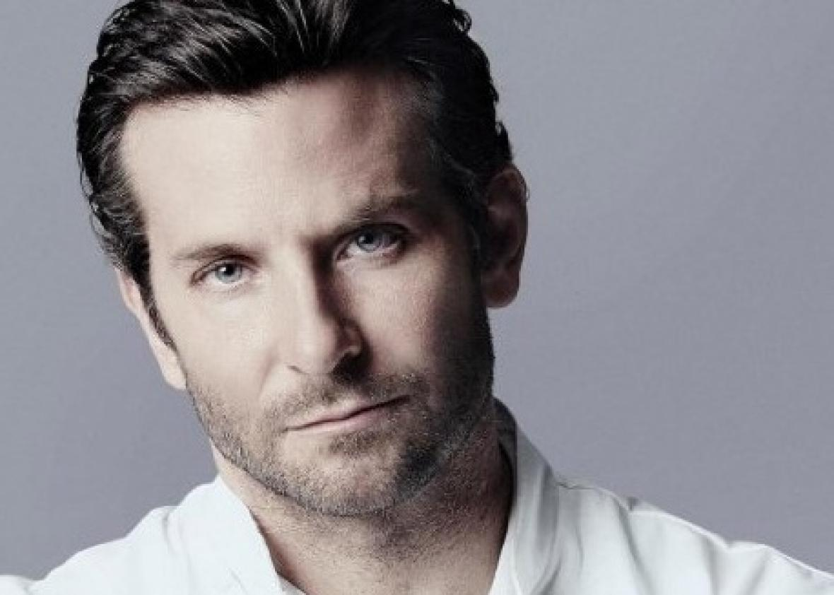 Bradley Cooper Throws Plates, Yells at Underlings as a Tortured Chef ... Bradley Cooper