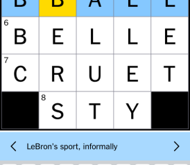 charged off crossword clue