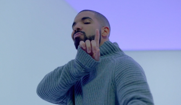 Drake Dances In Sweatpants In Hotline Bling Music Video VIDEO - Drakes hotline bling dance moves go with just about any song