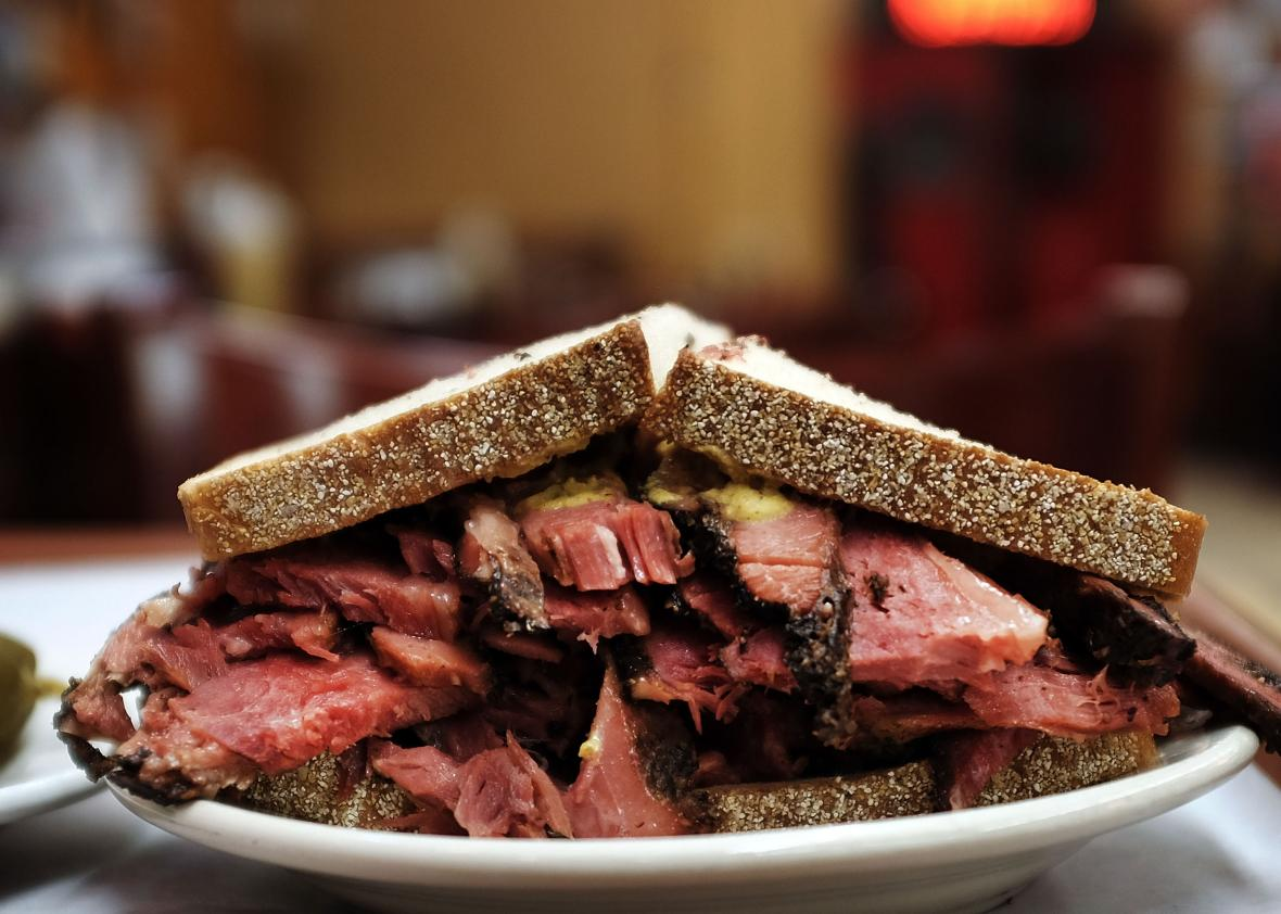 467039194-classic-pastrami-sandwich-is-viewed-at-katzs