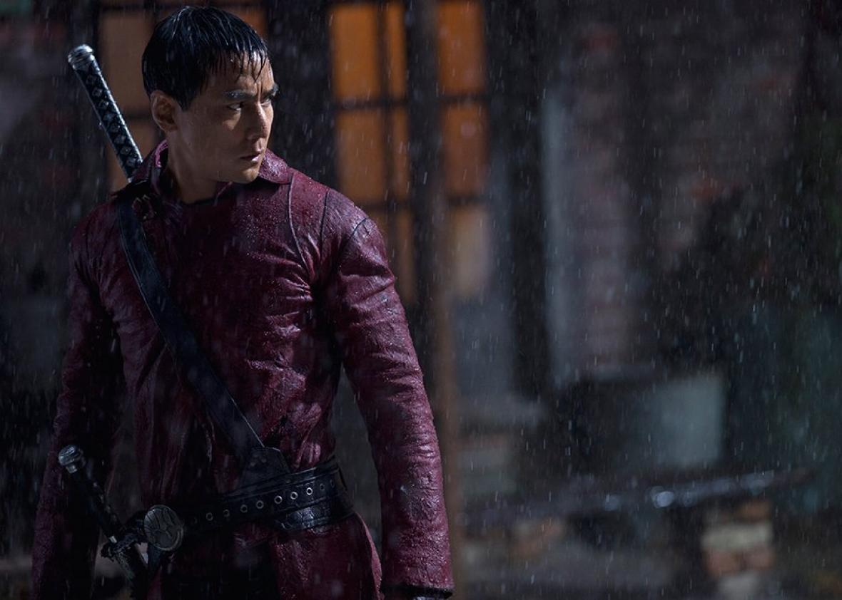 Into the Badlands' Daniel Wu Is the Asian American Action Hero That Bruce Lee Should've Been :   Daniel Wu, Actor