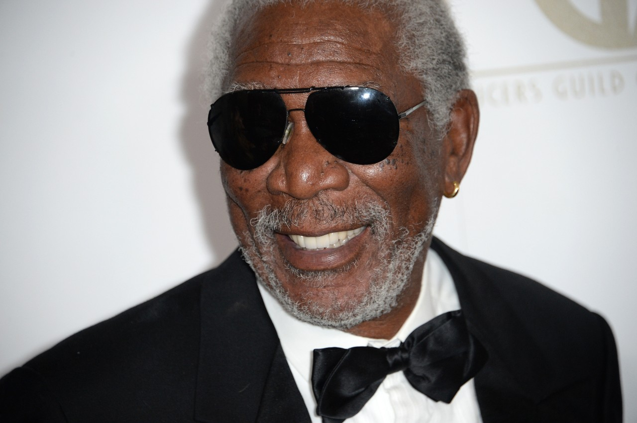 morgan freeman - photo #38