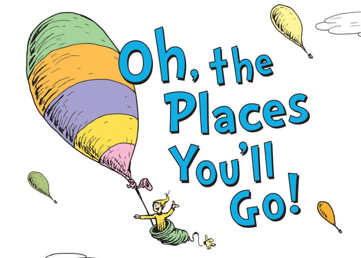 Image result for dr. seuss images oh the places you'll go