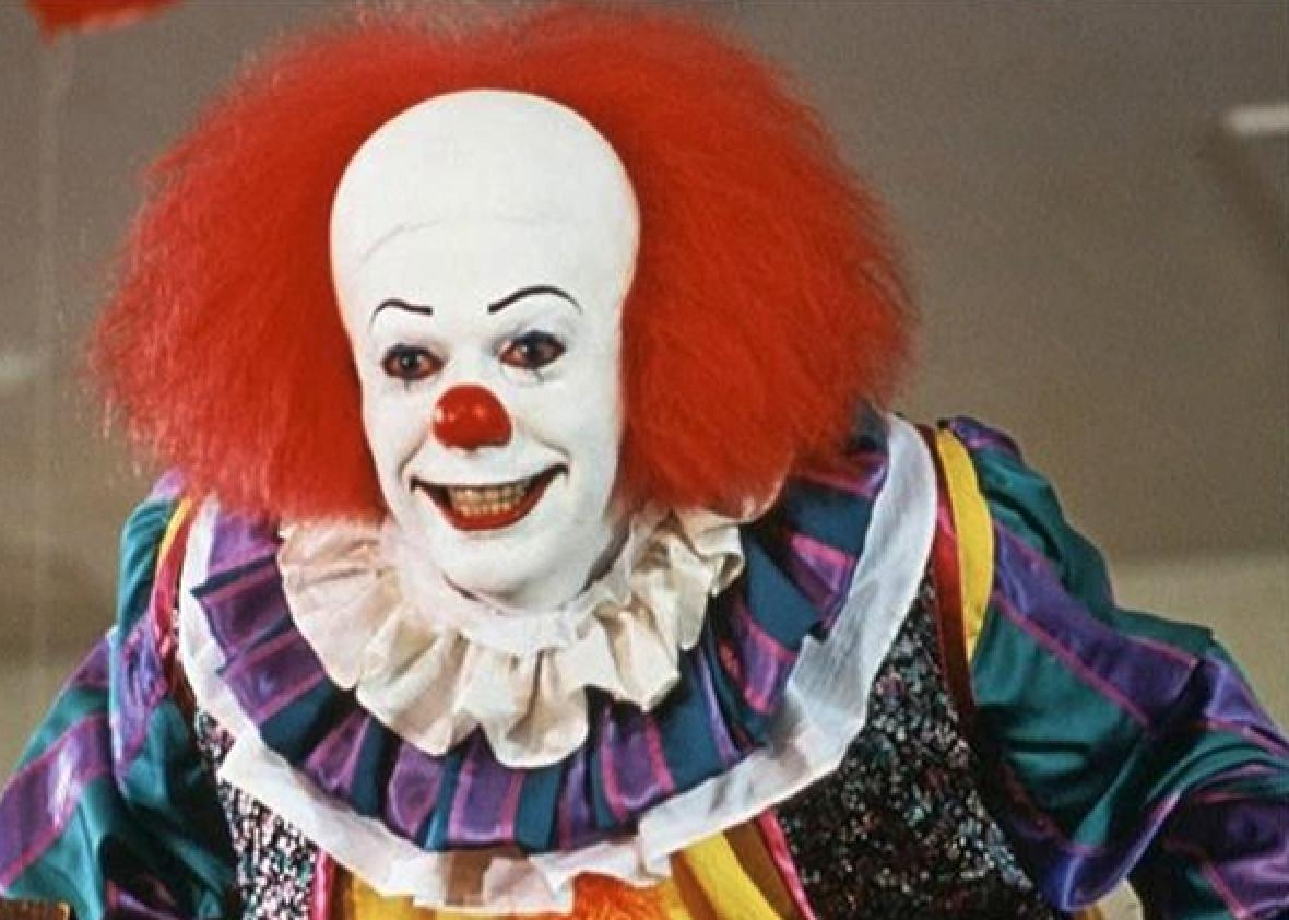 Evil clowns have been sighted all over America since 1981.
