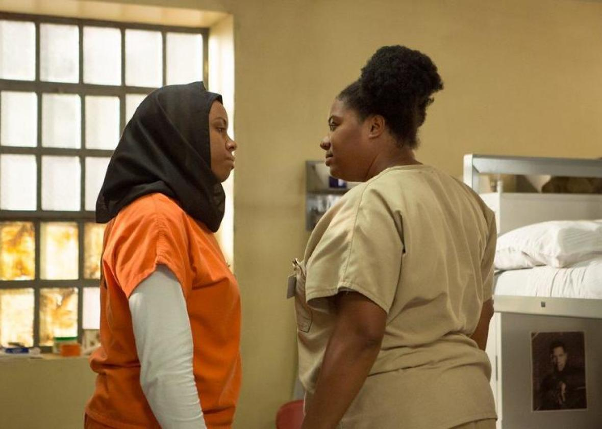 Orange Is The New Black 39 S First Muslim Character Is