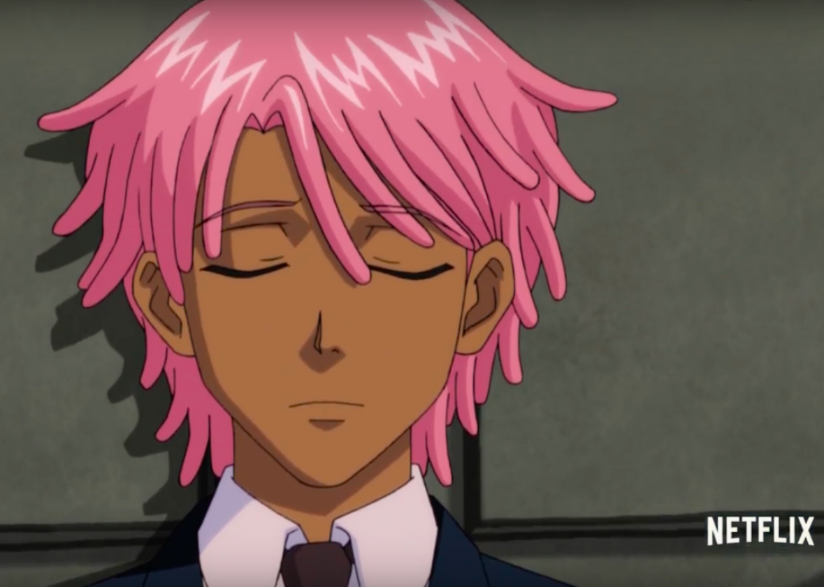 If Wes Anderson made an anime, Neo Yokio would be it