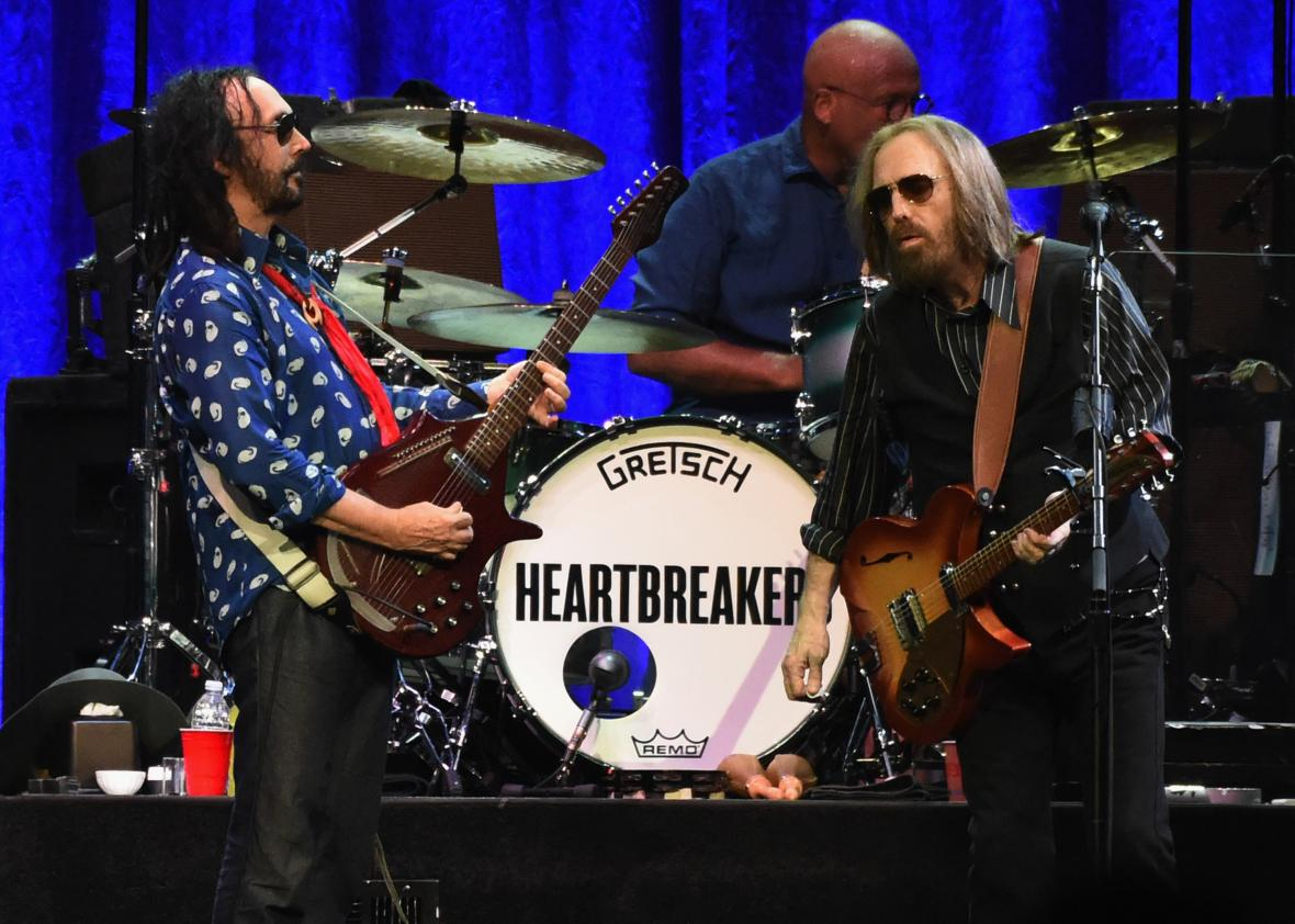 Tom-Petty--The-Heartbreakers-40th-Anniversary-Tour--Nashville-Tennessee