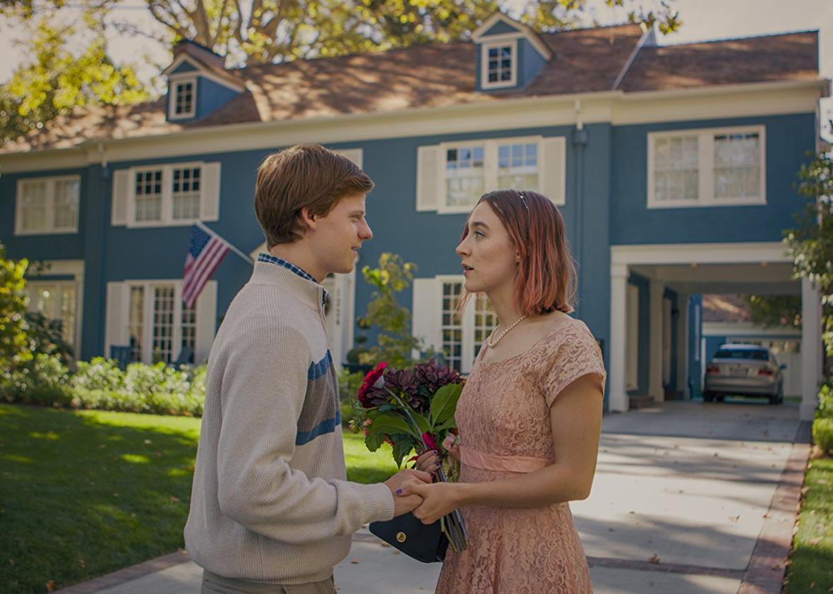 'Lady Bird' Just Became Rotten Tomatoes's Most Popular Film of All Time