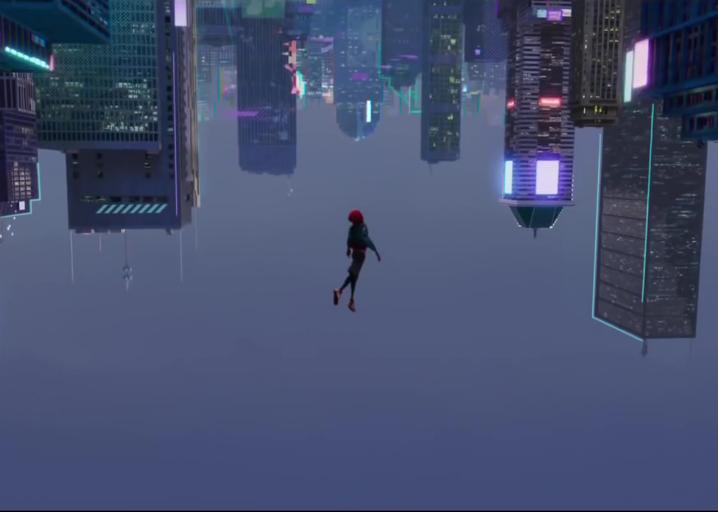 Marvel At The Teaser For Spider Man Into The Spider Verse